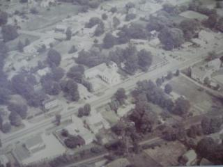 Town Aerial View